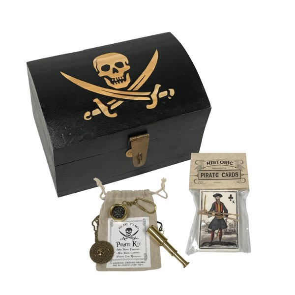 Games Pirate Kids' Pirate Gift Set –  Pirate Gift –  Pirate Party Favor –  Pirate Party Game Prize –  Halloween Party