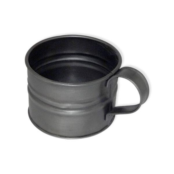 Drinkware Revolutionary 3″ Revolutionary Tin Mug- Antique Vintage Style